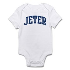 JETER design (blue) Infant Bodysuit