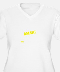AMARI thing, you wouldn't unders Plus Size T-Shirt