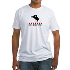 Bullriding (red stars) Shirt