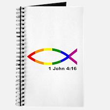 I Believe In Love Journal