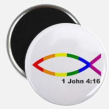 God Is Love Magnet Magnets