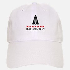 Badminton (red stars) Baseball Baseball Cap