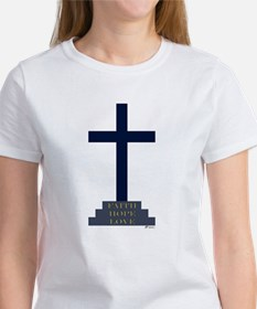 Calvary Cross Tee