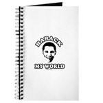 Barack my world Journal