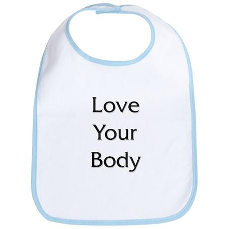 Love Your Body Bib