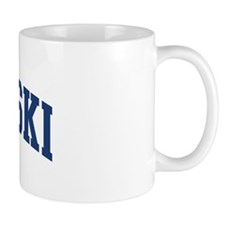 KOWALSKI design (blue) Mug