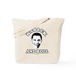 Barack and roll Tote Bag
