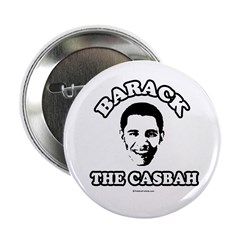 """Barack the casbah"" 2.25"" Button (10 pack)"