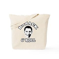 Barack & Roll Tote Bag