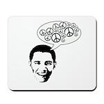 Obama for Peace Mousepad