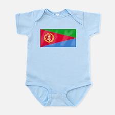 Eritrea Flag Body Suit