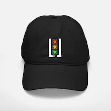 Yes No Maybe Traffic Lights Baseball Hat