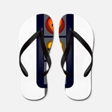 Yes No Maybe Traffic Lights Flip Flops