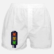 Yes No Maybe Traffic Lights Boxer Shorts
