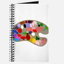 Artist Pallet Journal