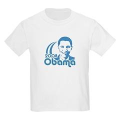 Obama 2008 Kids Light T-Shirt