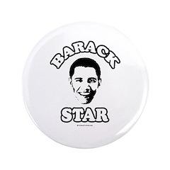 """Barack Star 3.5"""" Button"""