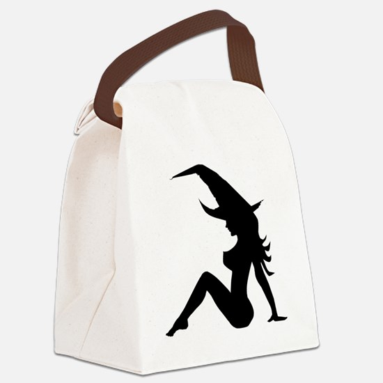 Funny Sexy Canvas Lunch Bag