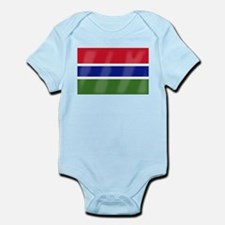 Gambia Flag Body Suit