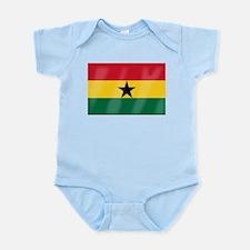 Ghana Flag Body Suit