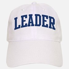 LEADER design (blue) Baseball Baseball Cap