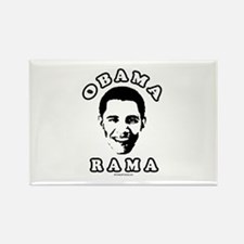 Obamarama Rectangle Magnet