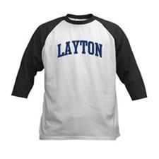LAYTON design (blue) Tee