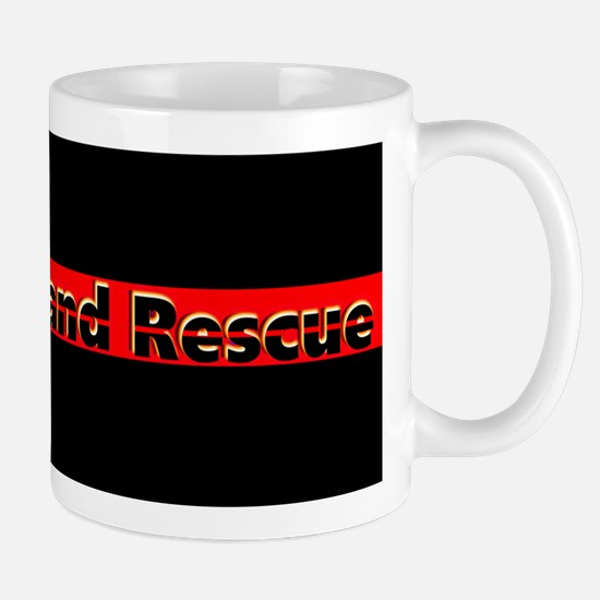 Fire and Rescue Mugs