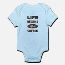 LIFE BEGINS AFTER... Body Suit