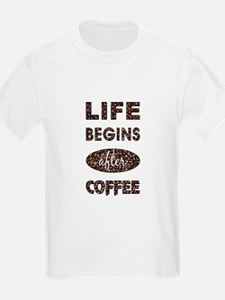 LIFE BEGINS AFTER... T-Shirt