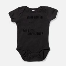 Cute Funny calculus Baby Bodysuit