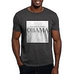Voto para el cambio: Obama Dark T-Shirt