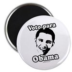 Voto para Obama Magnet