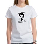 Voto para Obama Women's T-Shirt