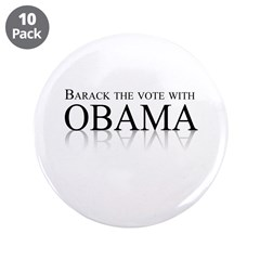 Barack the vote with Obama 3.5