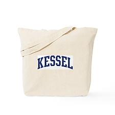 KESSEL design (blue) Tote Bag