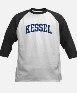 KESSEL design (blue) Kids Baseball Jersey