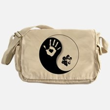 Cool Dog Messenger Bag