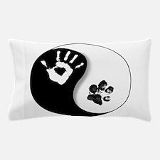 Funny Yin yang Pillow Case