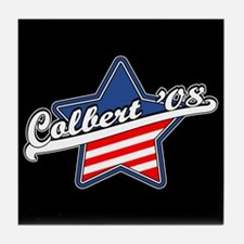 Colbert '08 Tile Coaster