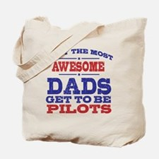 Cups for pilots Tote Bag