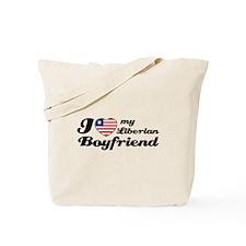I love my Liberian Boyfriend Tote Bag
