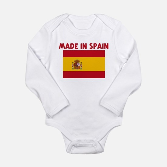 MADE IN SPAIN Body Suit