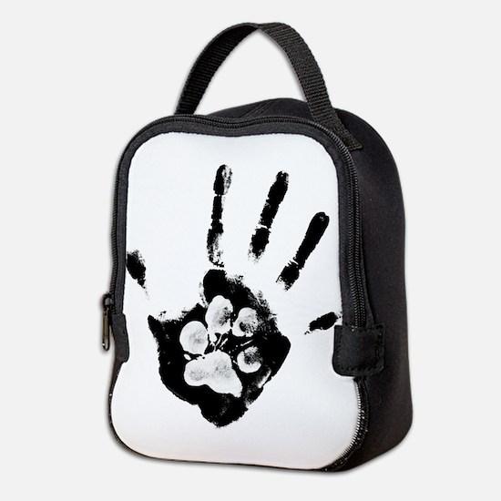 Cute Pets Neoprene Lunch Bag