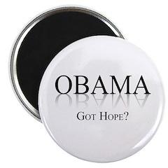 """Obama: Got Hope? 2.25"""" Magnet (10 pack)"""