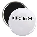 Obama period Magnet