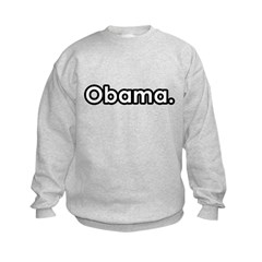 Obama period Sweatshirt