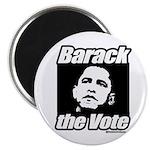 Barack the vote Magnet