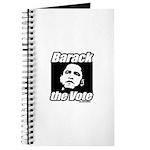 Barack the vote Journal