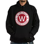 Black - Small Wilkinson Logo Hoodie (dark)